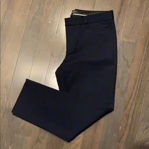 Banana Republic Sloan Pants Navy Blue 8S